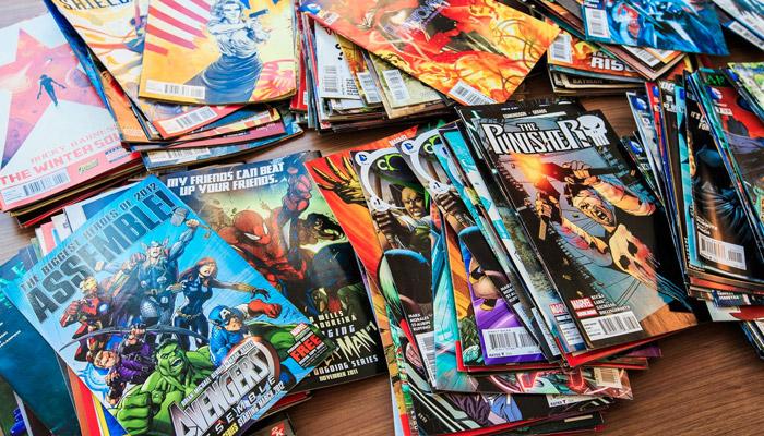 physical comics survive digital comics