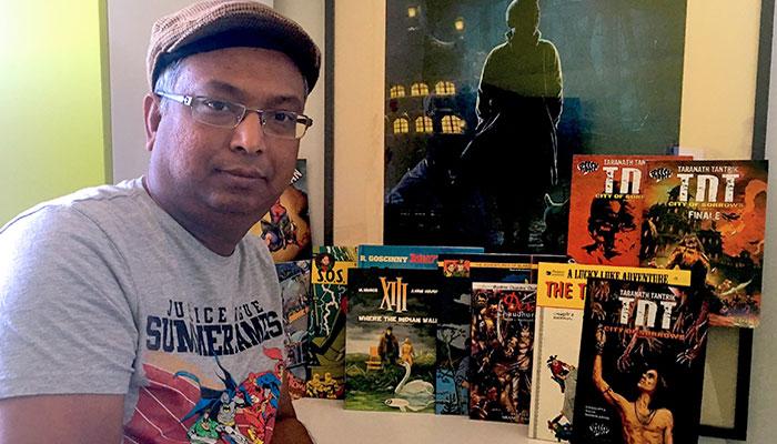 Surojoy Bhowmik's Interview