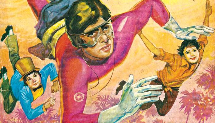 Amitabh Bachchan as Supremo