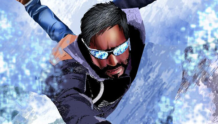 Shivaay Graphic Novel