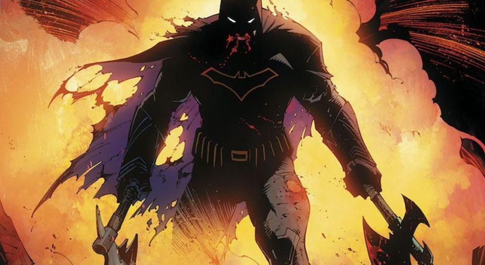 Three Jokers in Dark Knight Metal