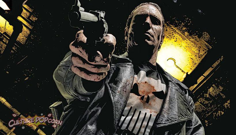 Garth Ennis Punisher MAX