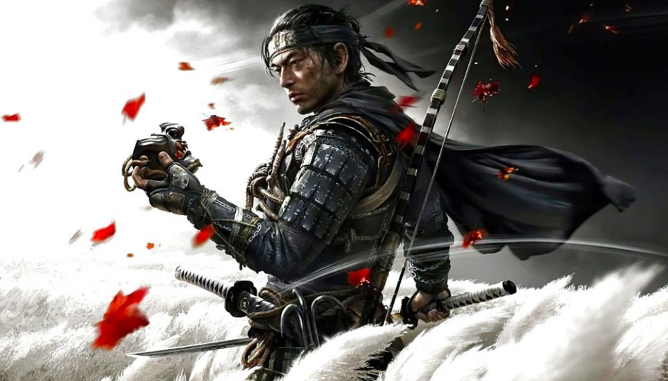 Ghost of Tsushima PS4 Game