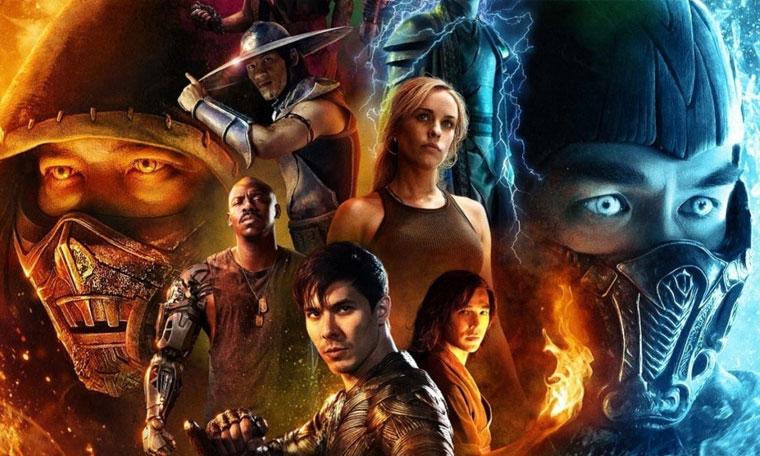 Mortal Kombat 2021 Movie